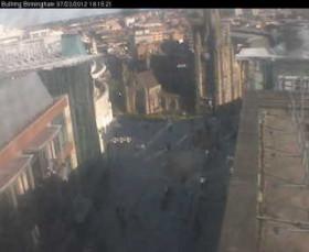 Preview webcam image Birmingham - Bullring Shopping Complex