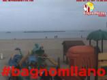 Preview webcam image Bagno Aurora Cesenatico
