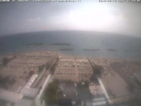Preview webcam image Arma di Taggia - Seaview