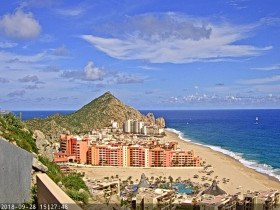 Preview webcam image Cabo San Lucas - beach