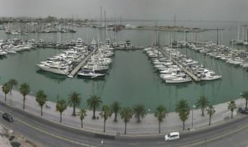 Preview webcam image Mallorca - Palma
