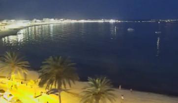 Preview webcam image Mallorca - Can Pastilla