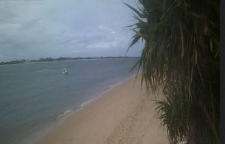 Preview webcam image Beach of Lamu - Kenya