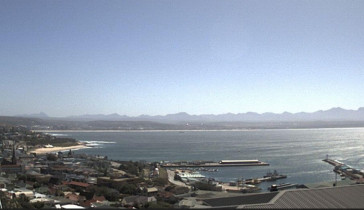 Preview webcam image Mossel Bay Yacht and Boat Club