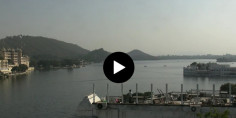 Preview webcam image Udaipur - Lake Pichola