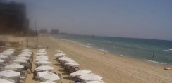Preview webcam image Herzliya - beach Gazebbo