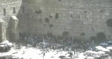 Preview webcam image Jerusalem - Western Wall
