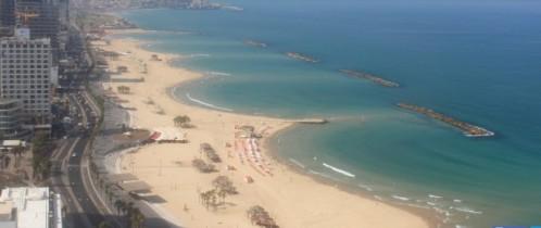 Preview webcam image Tel Aviv