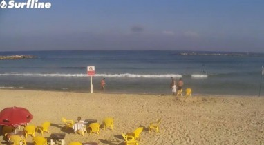 Preview webcam image Tel Aviv - Dolphinarium Beach