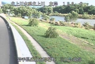 Preview webcam image Babacho -Kitakami River