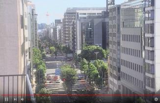 Preview webcam image Kyoto - Karasuma street