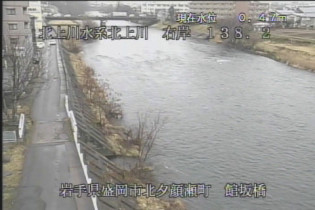 Preview webcam image Kitakami River