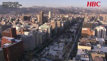 Preview webcam image Sapporo