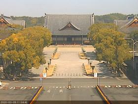 Preview webcam image Tenrikyo Headquarters