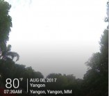 Preview webcam image Yangon