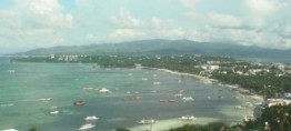 Preview webcam image Boracay - Panorama Bulabog Bay