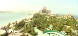 Preview webcam image Atlantis The Palm Resort