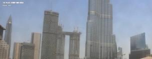 Preview webcam image The Palace Downtown Dubai