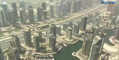Preview webcam image Dubai - Princess Tower