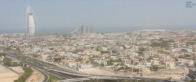 Preview webcam image Dubai - Emirates Hotel
