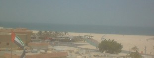 Preview webcam image Umm Suqeim - Kite Beach - Dubai
