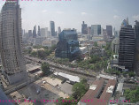 Preview webcam image Bangkok - Sathorn Road