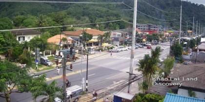 Preview webcam image Khao Lak