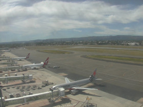 Preview webcam image Adelaide Airport