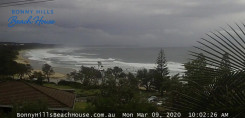 Preview webcam image Bonny Hills - Rainbow Beach