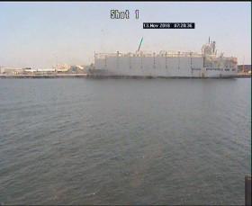 Preview webcam image Fremantle Harbour
