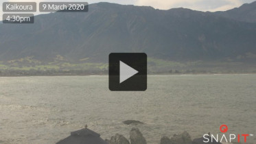 Preview webcam image Kaikoura Ranges