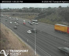 Preview webcam image Northcote - Onewa Road