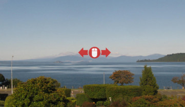 Preview webcam image Lake Taupo