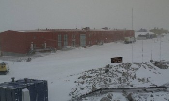 Preview webcam image Polar station Casey