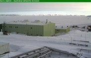 Preview webcam image Polar station Davis
