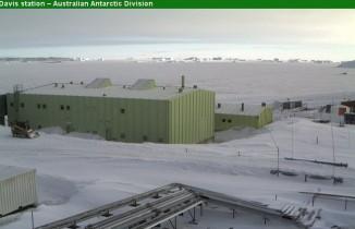 Preview webcam image Polar station Davis