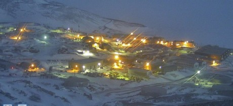 Preview webcam image Polar station McMurdo