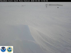 Preview webcam image Amundsen-Scott South Pole Station