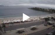 Preview webcam image Rio de Janeiro - Copacabana