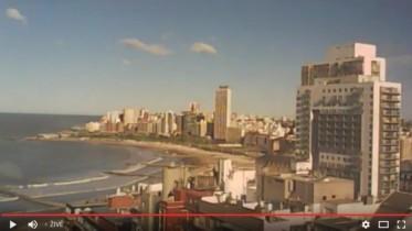 Preview webcam image Mar del Plata