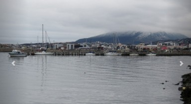 Preview webcam image Ushuaia