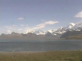 Preview webcam image King Edward Point