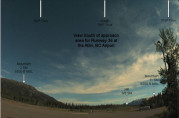 Preview webcam image Atlin Airport