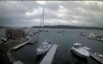 Preview webcam image Baddeck Harbourfront