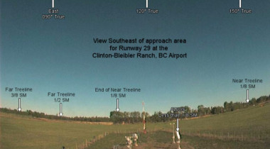 Preview webcam image Clinton-Bleibler Ranch Airport