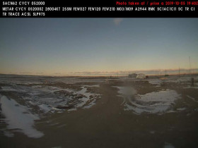 Preview webcam image Clyde River Airport