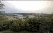 Preview webcam image Dartmouth - Lake Banook & Lake MicMac