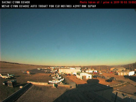 Preview webcam image Fort McMurray Airport