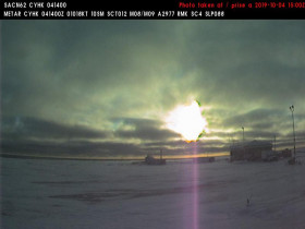 Preview webcam image Gjoa Haven Airport
