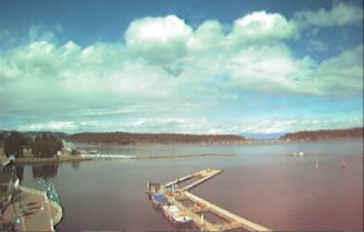 Preview webcam image Nanaimo - port
